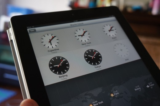 DSC00946wtmk 520x345 Apple signs licensing agreement over Swiss clock design in iOS 6 app
