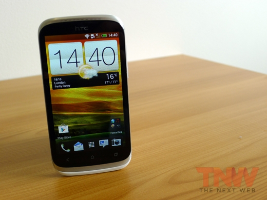 Gallery1wtmk Desire X Review   HTCs upgraded classic is solid but uninspired