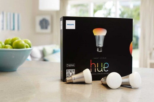 Meet Philips Hue: The smart LED light bulb exclusively hitting Apple Stores on October 30