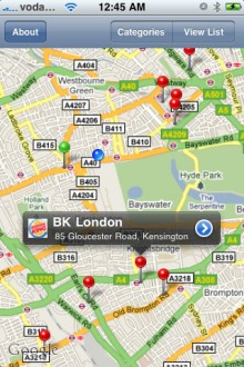 Locacity UK 220x330 Apple got you lost? 40 alternative map & GPS apps for iOS