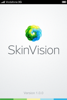 SV iphone x 001 splash 220x330 Spot on: Skin Scan rebrands as SkinVision, and now lets you check for signs of skin cancer on Android