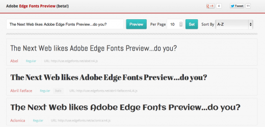 Screen Shot 2012 10 03 at 5.19.50 PM 520x251 Heres a better way to browse Adobes new Edge Web Fonts service