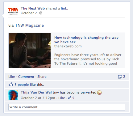 Screen Shot 2012 10 15 at 12.44.14 Facebook now allows you to use emoticons in News Feed comments