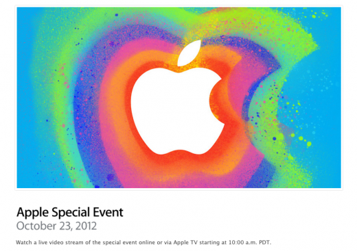 Screen Shot 2012 10 23 at 14.11.50 520x367 Good News: Apples special event will also be live streamed on its website