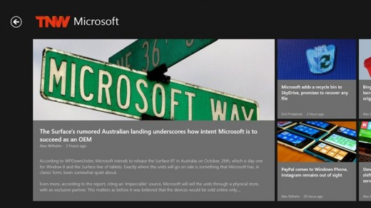 The Next Webs Windows 8 app is live, come and get it!