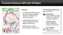 Viewranger Outdoors 220x123 Apple got you lost? 40 alternative map & GPS apps for iOS