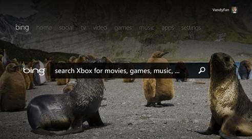Microsoft updates Bing on Xbox to improve the way you discover entertainment content