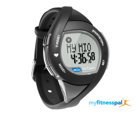 mio active connect watch MIOs Active Connect watch integrates with MyFitnessPal to help people lose weight effectively