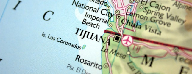 tijuana via thinkstock