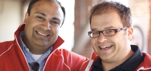 Manu Kumar and Jeff Lawson