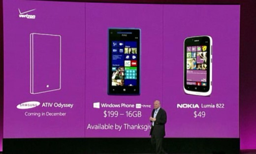 verizon ativ 520x312 Windows Phone devices are hitting Europe this weekend, rolling out to the world in November