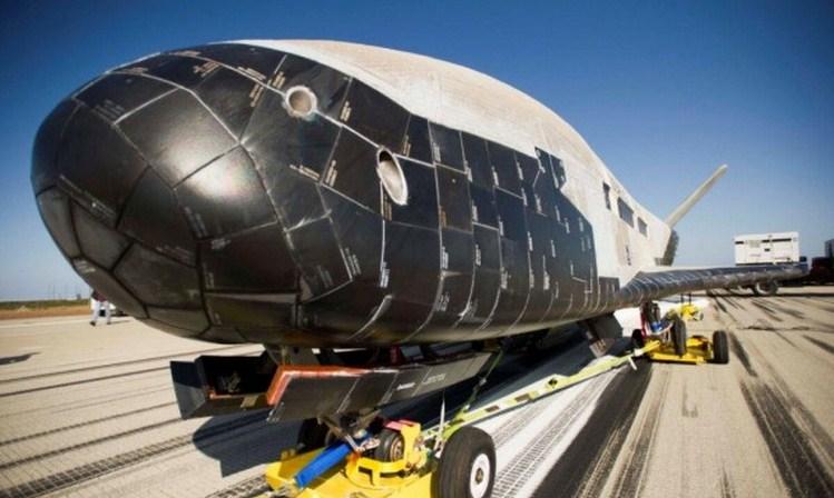 Meet the Mini-Space Shuttle