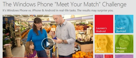 2012 11 26 14h27 23 520x224 Microsoft continues its Meet Your Match Windows Phone campaign with new ad, website