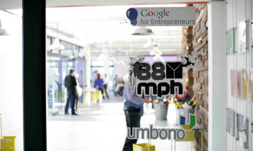 IMG 3674 520x312 Google Africa teams up with business accelerator 88mph to light up the South African startup scene