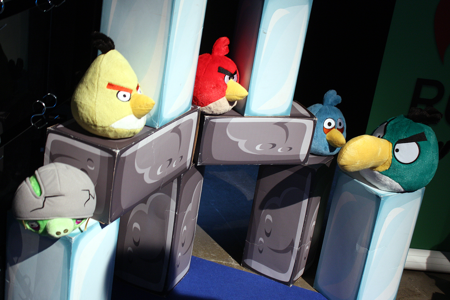 Plushy Angry Birds1 March of the Angry Birds. How Rovio is teaching Finnish startups to think big