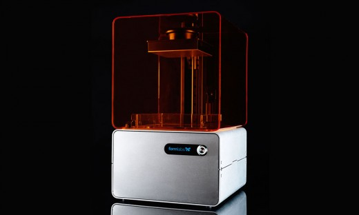 form 1 product 520x312 Behind the rise of the 3D printing revolution