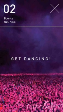 Bounce: New Calvin Harris app makes you dance to hear his latest album