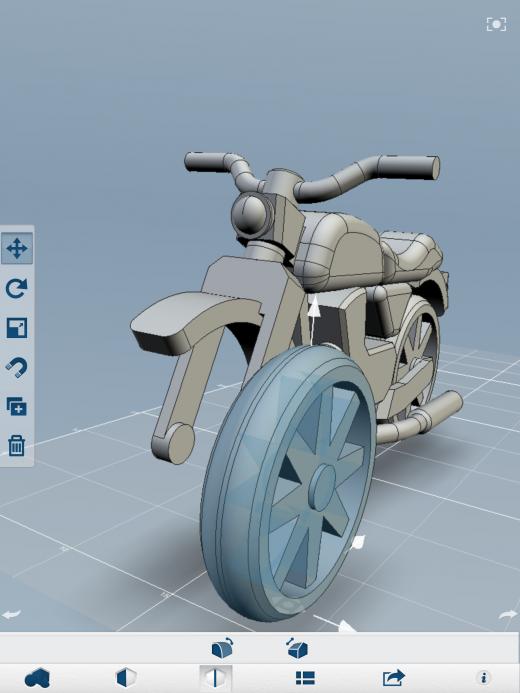 Strange Autodesks 123D Design Turns Everyone Into 3D Designers Inspirational Interior Design Netriciaus