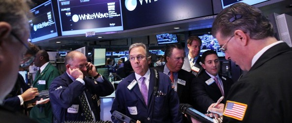 Markets Edge Higher At Open On Positive Economic Report