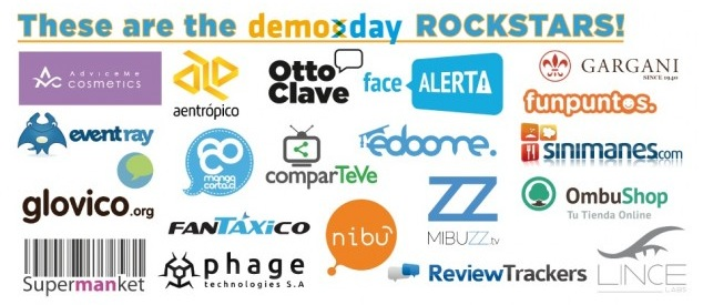 sup third demo day 20 fresh global teams are pitching today for Start Up Chiles third Demo Day