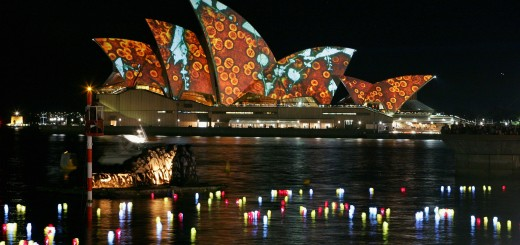 'Fire Water' Recreates The Sinking Of The 'Three Bees' In Sydney Harbour