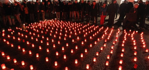 Berlin Marks World AIDS Day