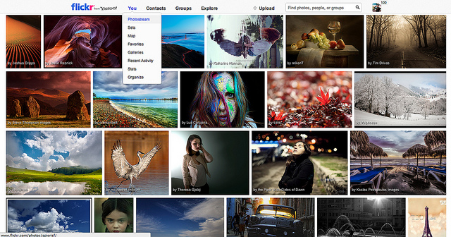 8 billion photos later, Flickr finally gets a new look
