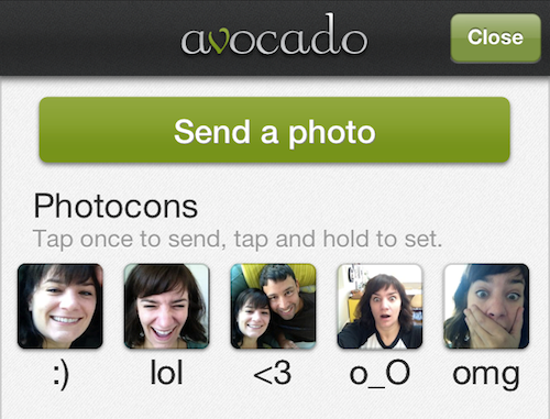 Avocado 15 of the best social apps of 2012