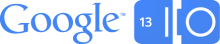 IO13 220x44 Google schedules I/O developer conference for May 15 17, 2013