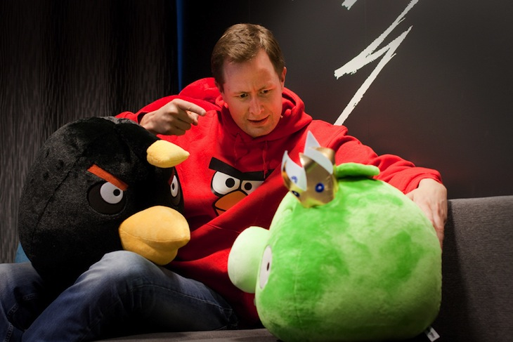 Mikael2 Inside the nest: After 3 years of Angry Birds, whats next for Rovio?