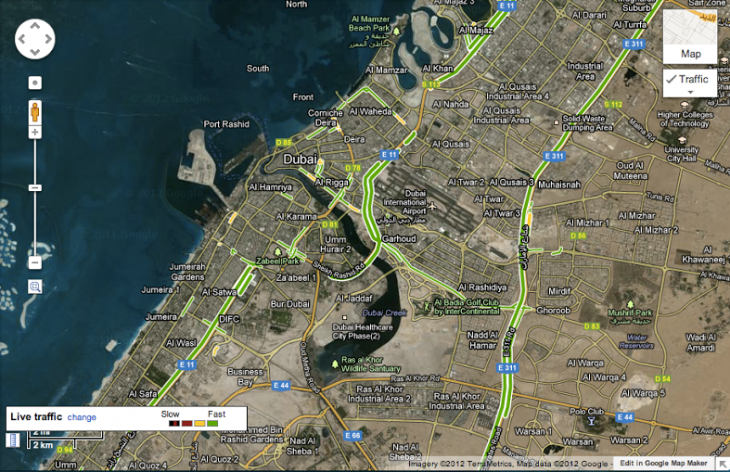 Screenshot-12-11-12-3-24-PM-730x472 Does Google Maps Have Live Traffic on google maps the world live, google current traffic, google maps traffic cameras, 3d google earth live, google india map with city,