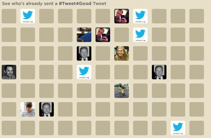 Screenshot 2 730x480 Twitter will give $1 in Ads for Good to @RedCross for every tweet with the #Tweet4Good hashtag this month