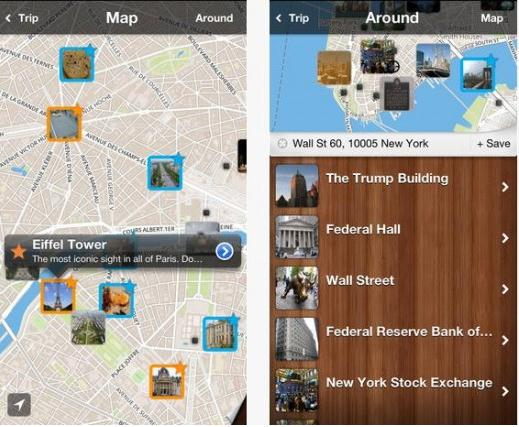 Tripomatic 13 of the best travel apps of 2012