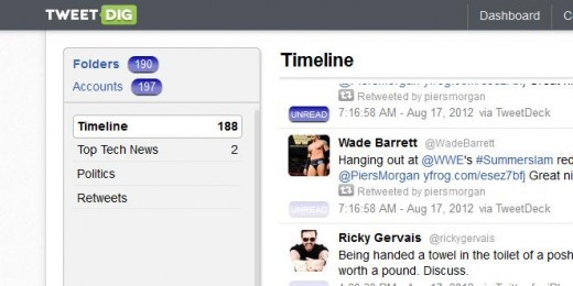 Tweetdig 15 of the best social apps of 2012