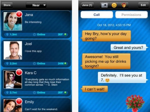 WHoshere 520x389 15 of the best social apps of 2012