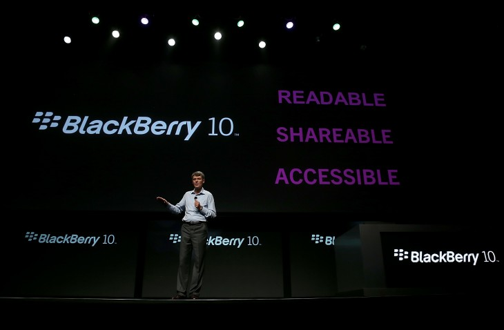 blackberry 10 via getty images 730x478 2012s biggest tech news in pictures