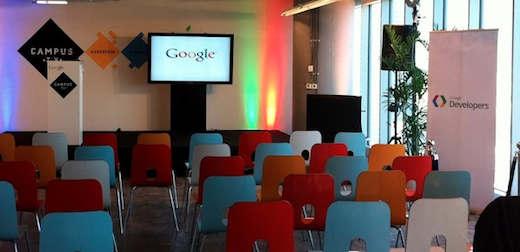googletlv More local startup support: After London, Google opens a second Campus in Tel Aviv