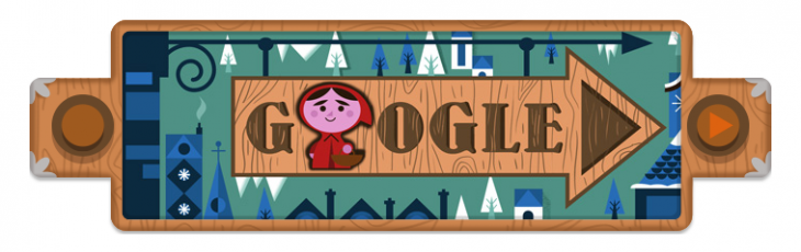grimm 730x230 Our favorite Google Doodles from 2012