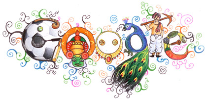 india d4g12 hp Our favorite Google Doodles from 2012