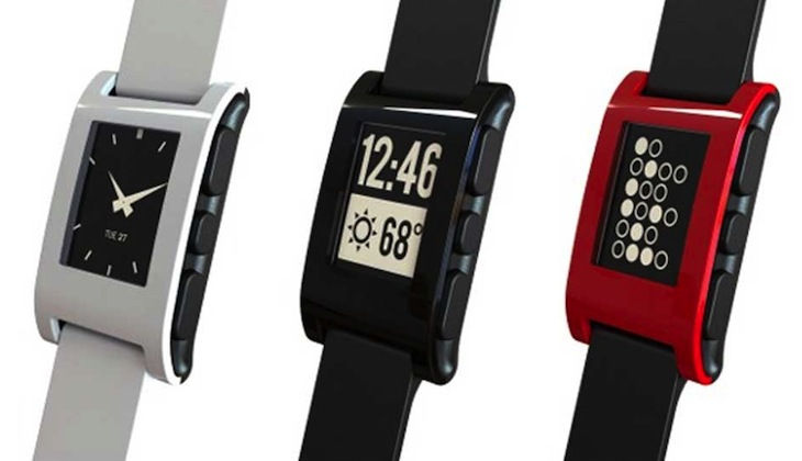 pebble An iRumor from Asia: Apple and Intel reportedly building a Bluetooth smart watch for H1 2013 debut