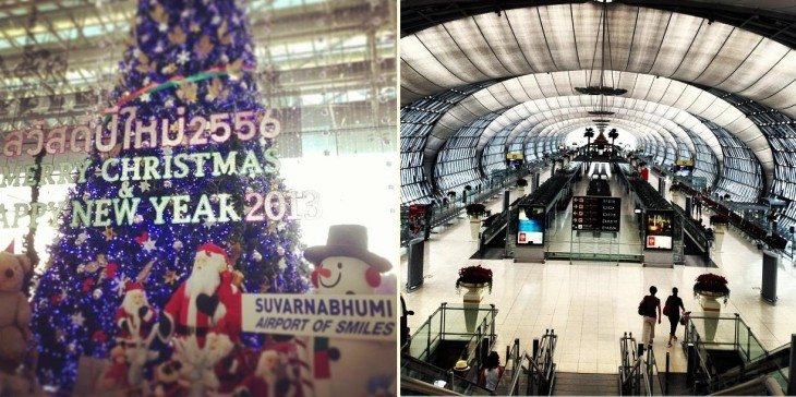 suv1 horz 730x364 Suvarnabhumi Airport in Thailand tops Instagrams list of most photographed places in 2012