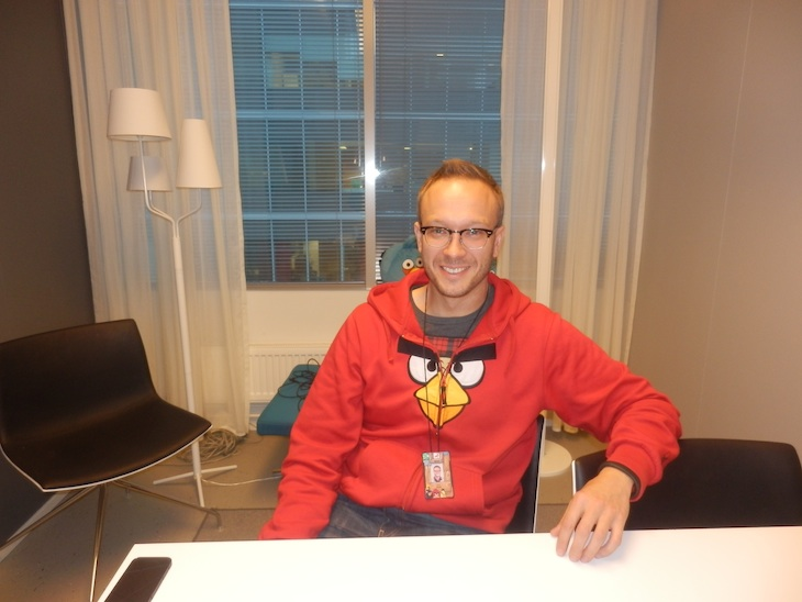 ville Inside the nest: After 3 years of Angry Birds, whats next for Rovio?