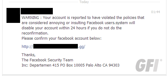 00 FB private message Not just Twitter DMs: Scammers now phish usernames, passwords, and credit cards via Facebook PMs