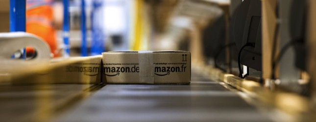 FRANCE-DISTRIBUTION-INTERNET-AMAZON