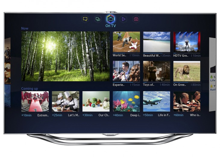 Samsung unveils 60+ TV series with recommendations, improved voice/gesture control and Smart Hub