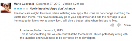Comments 520x164 Google begins allowing all developers to respond to user comments and reviews on Google Play