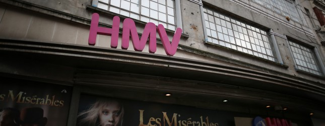 Music Retailer HMV Goes Into Administration
