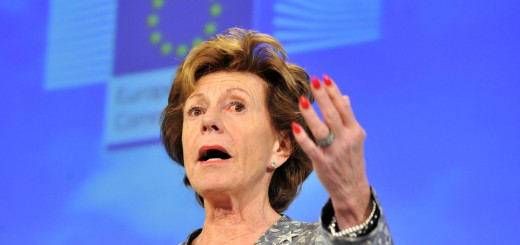 Neelie Kroes Georges Gobet Getty Images