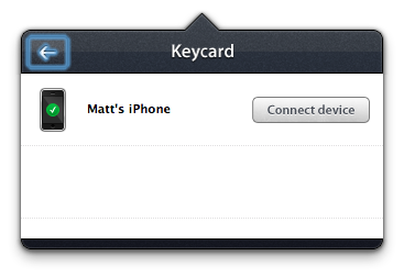 Screen Shot 2013 01 07 at 10.06.36 Keycard: A neat little Mac app that secures your computer by detecting the proximity of your mobile device