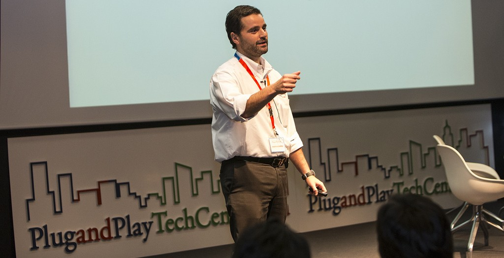alberto gutierrez plug and play tech center